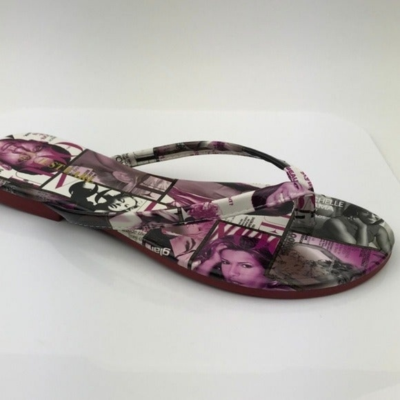 Just Earl Shoes - Just Earl Sara Purple Vogue Sandal